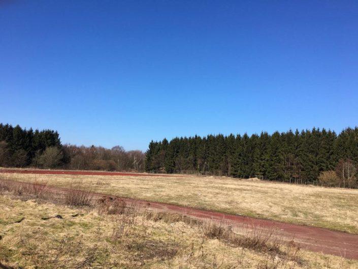 Gewerbepark Siegerland Lager Freifläche
