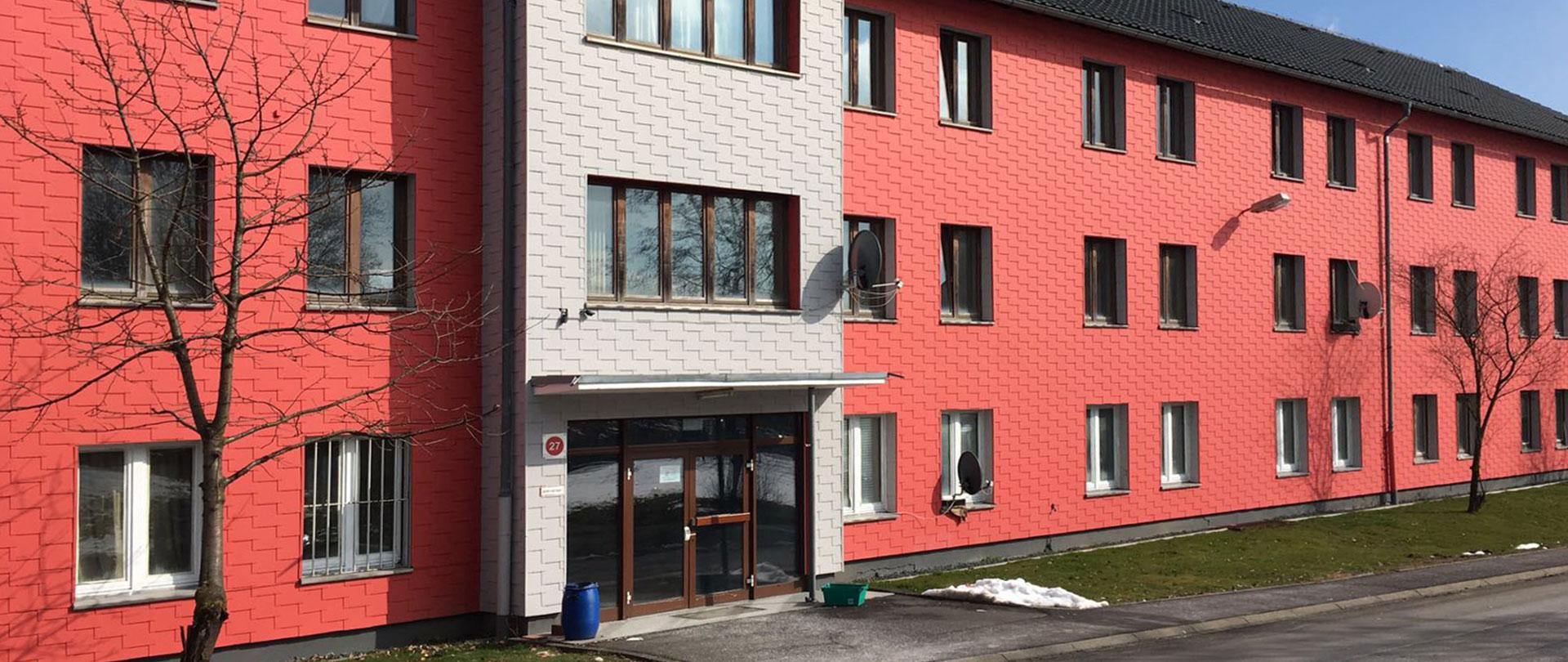 Gewerbepark Siegerland Boardinghouses Unterkunft Aussenansicht