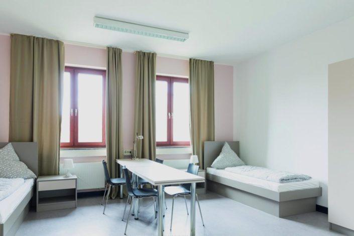 Gewerbepark Siegerland Boardinghouses Zweibettzimmer