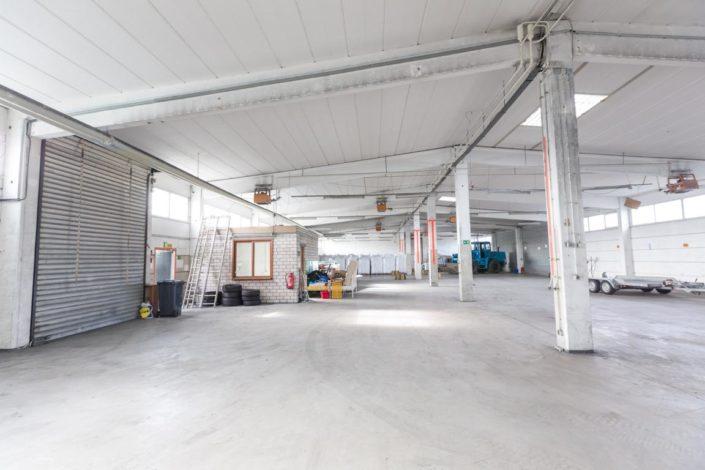 Gewerbepark Siegerland Produktion Lager