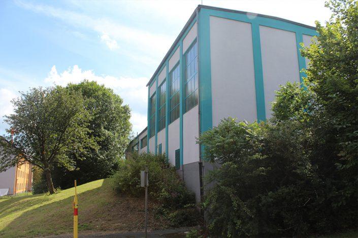 Gewerbepark Siegerland Lager Prouktionsflächen