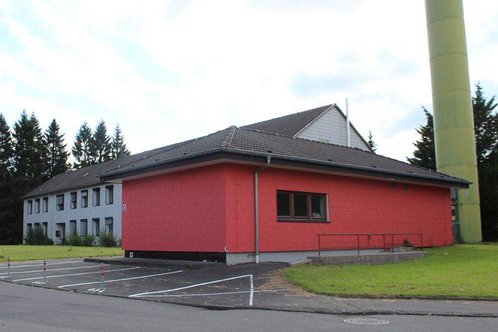 Gewerbepark Siegerland Sonder- und Freiflächen Technikraum